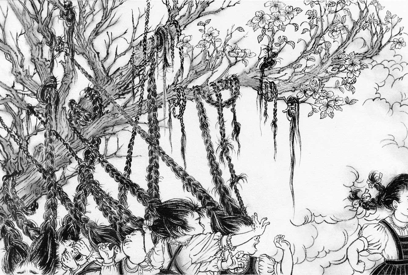 Yuko Shimizu - AI CIO Magazine –hair tree– -