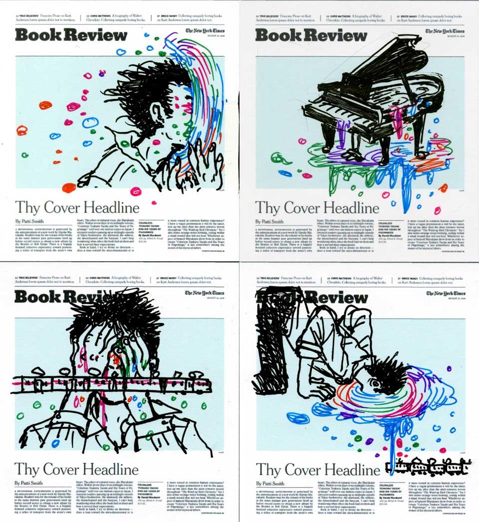 Yuko Shimizu - Haruki Murakami for NY Times -