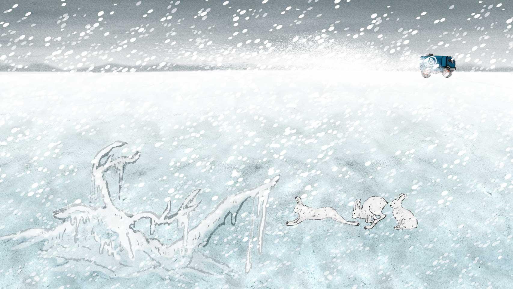 Yuko Shimizu - Happy Film animation x Sagmeister -