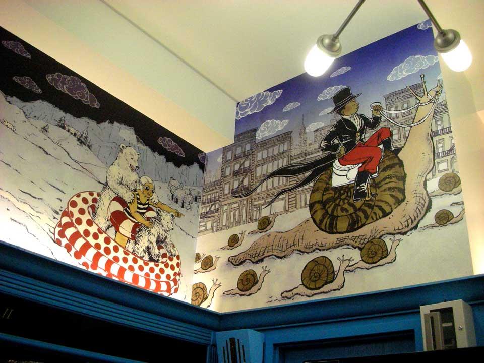 Public School Mural Project
